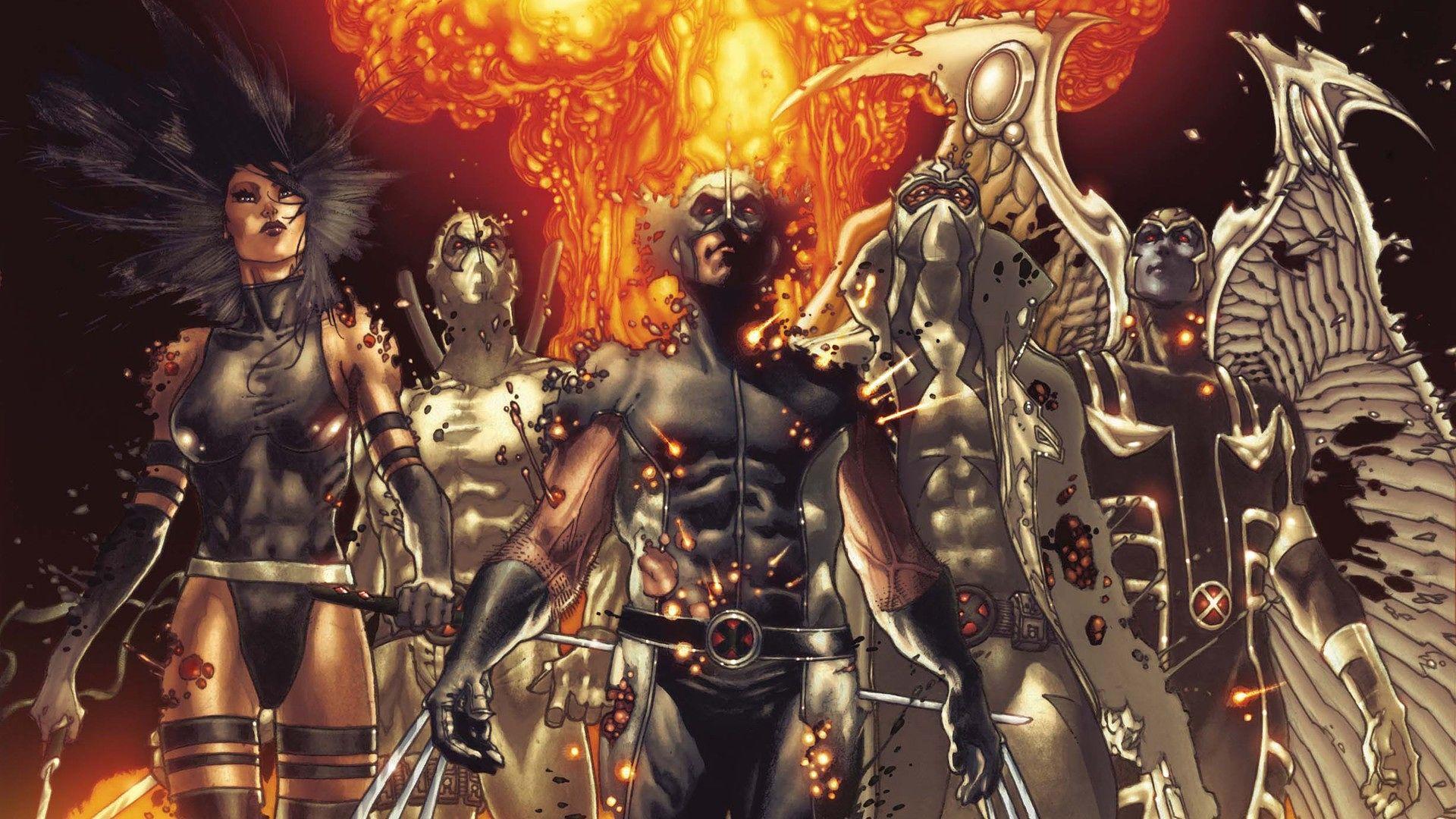 X-Force - Marvel Comics