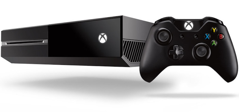 Xbox One and controller