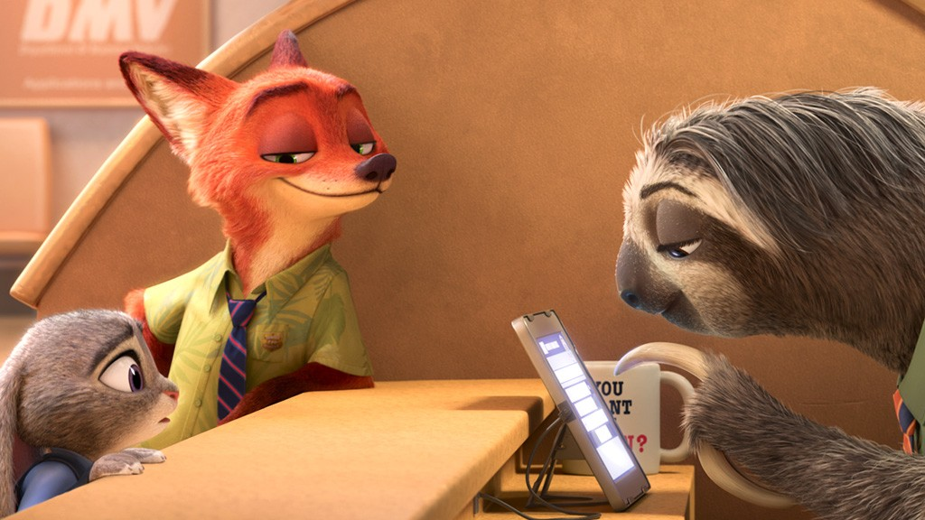 Zootopia - Disney Animation