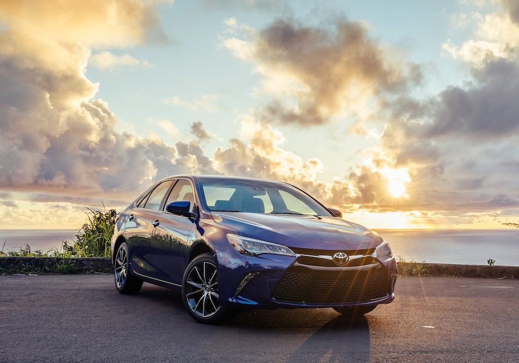Camry remains America's favorite car in 2017.