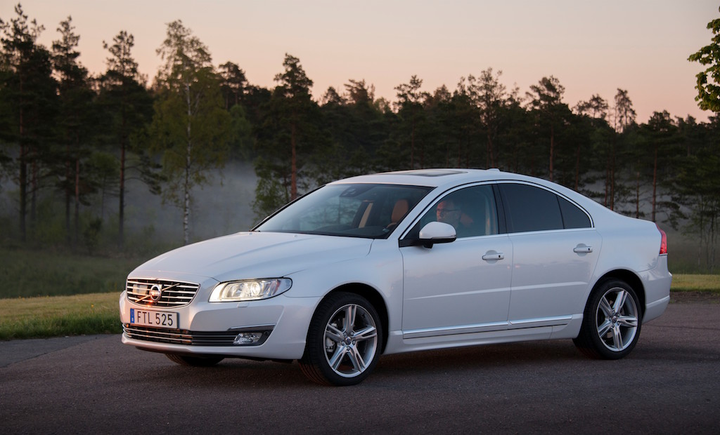 A 2016 Volvo S80