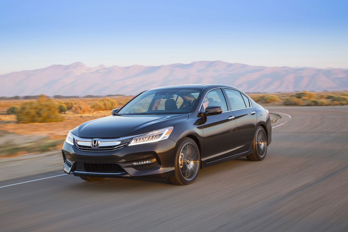 2016 Honda Accord Sedan Touring