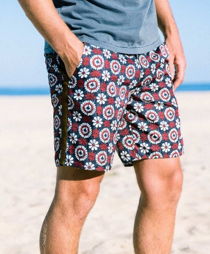 outerknown, trunk shorts, sustainable style
