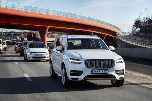Volvo Builds First Prototypes for Drive Me Autonomous Car Trial