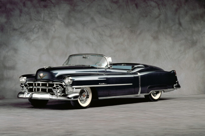 1953 Cadillac Series 62 Eldorado Convertible