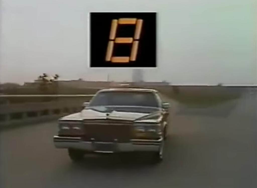 Cadillac Fleetwood V8-6-4