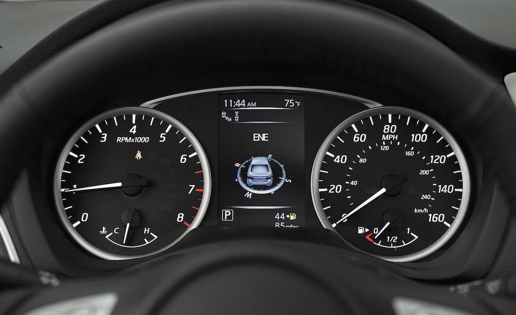 2016 Nissan Sentra exterior redesign