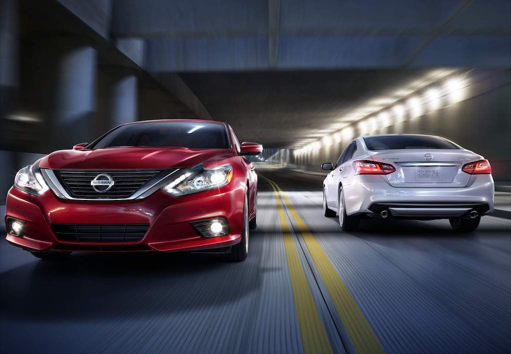 In one of the most extensive mid-cycle makeovers in Nissan history, the 2016 Nissan Altima stands ready to build on its segment-leading growth over the past five years with a new design, new driving feel, improved fuel economy, a new sport Altima SR grade and a wide array of enhanced technology, connectivity and safety features.