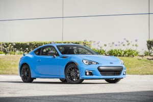 Subaru Won't Offer a Turbocharged, STI, or Convertible BRZ For Now