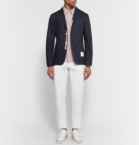 Thom Browne Seersucker pants