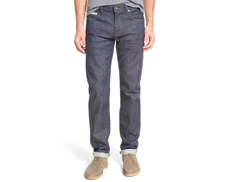 7 For All Mankind lightweight selvedge jeans at Nordstrom