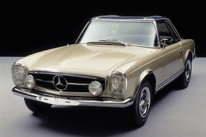 How the W113 Helped Create the Mercedes-Benz We Know Today