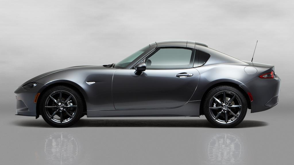 2017 Mazda Miata RF