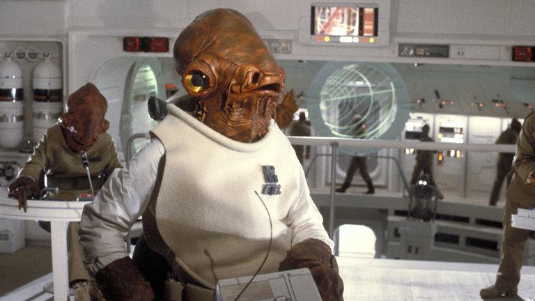 Admiral Ackbar - Star Wars