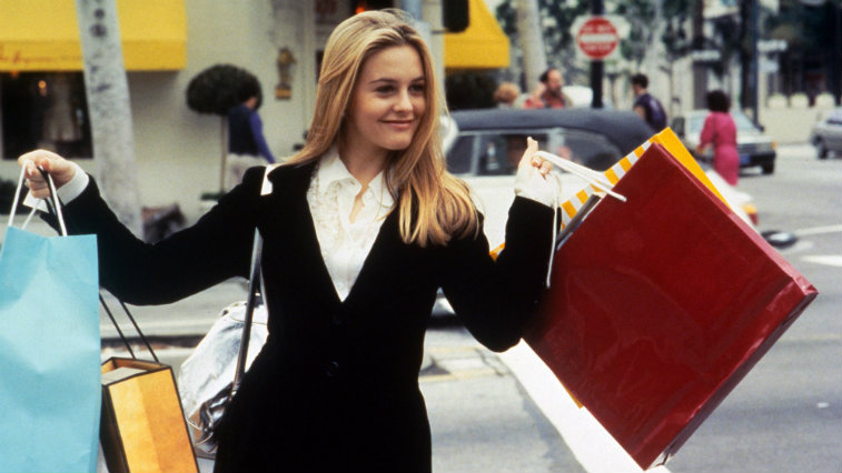 Alicia Silverstone in Clueless