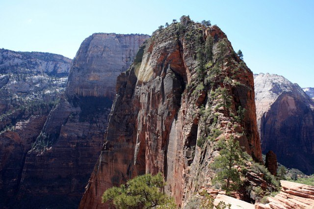 Angel's Landing in Zion National Park