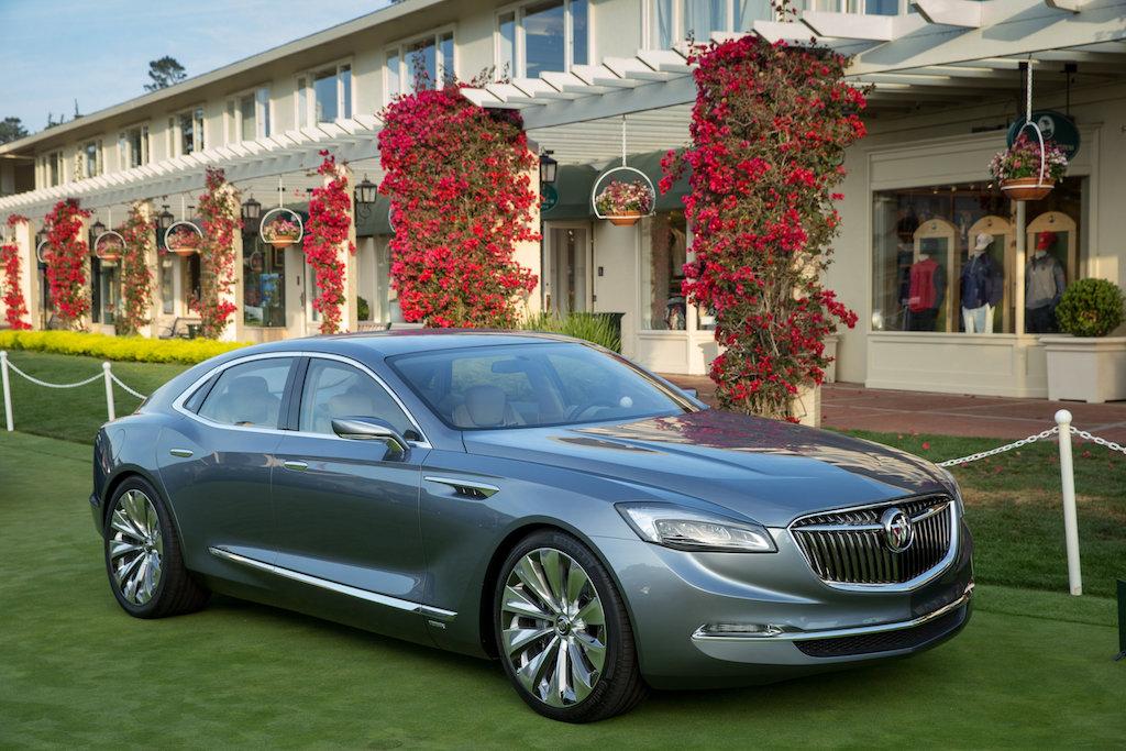 Buick Makes Avenir A Reality As A Luxury Sub Brand