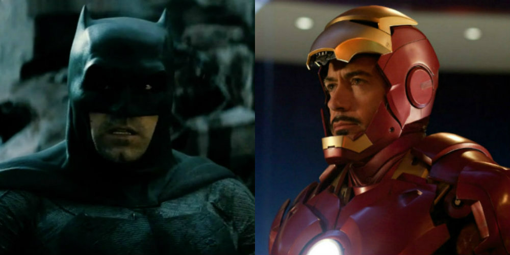 batman vs iron man which hero would win in a fight part 2