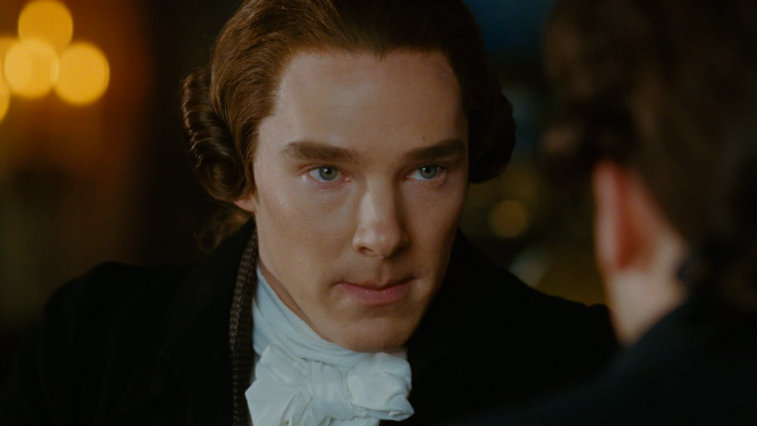 Benedict Cumberbatch in Amazing Grace