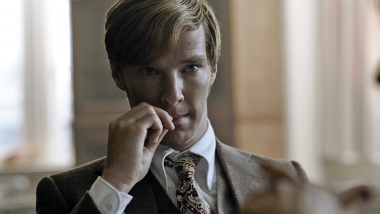 Benedict Cumberbatch in Tinker Tailor Soldier Spy