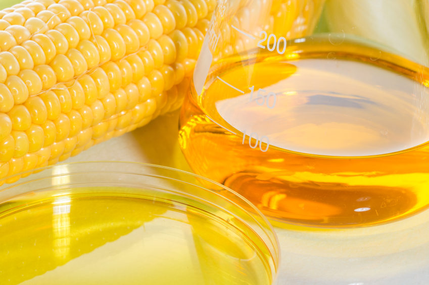sweetcorn syrup with corn