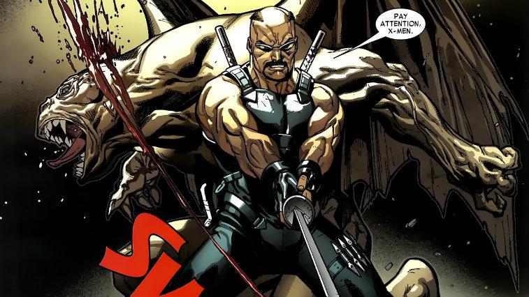 Blade in Marvel Comics