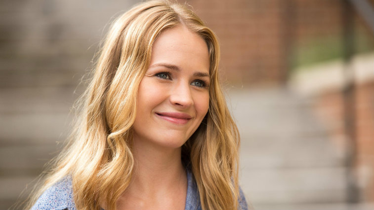 Britt Robertson in The Longest Ride