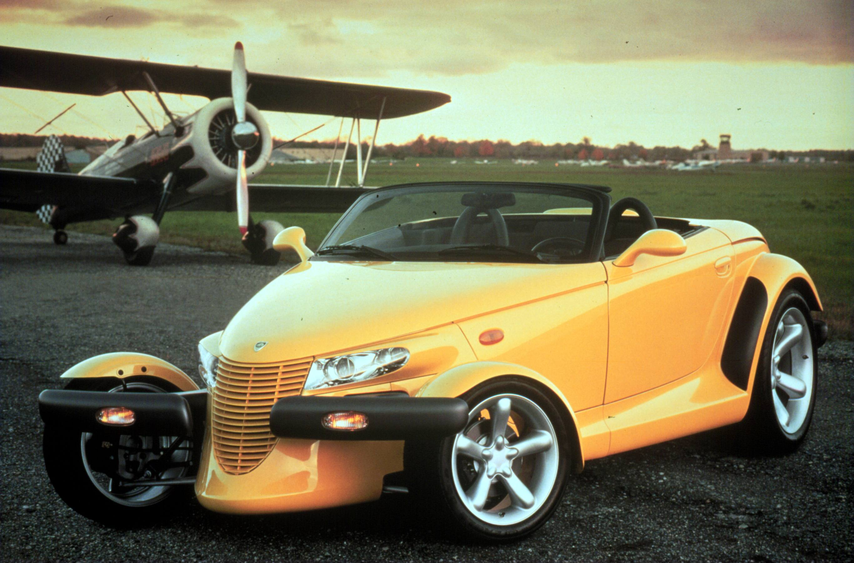 Plymouth Prowler