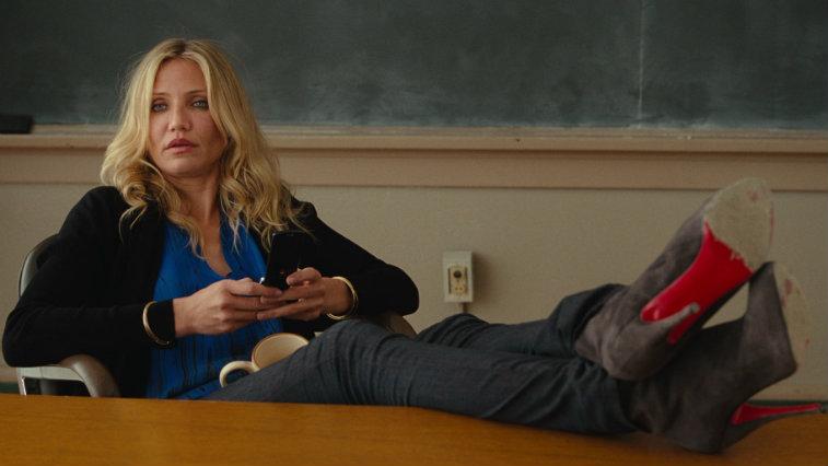 Cameron Diaz in Bad Teacher