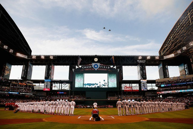 chase field, phoenix arizona