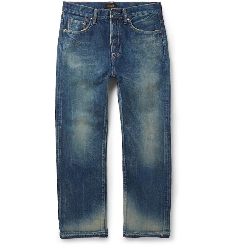 Chimala selvedge jeans
