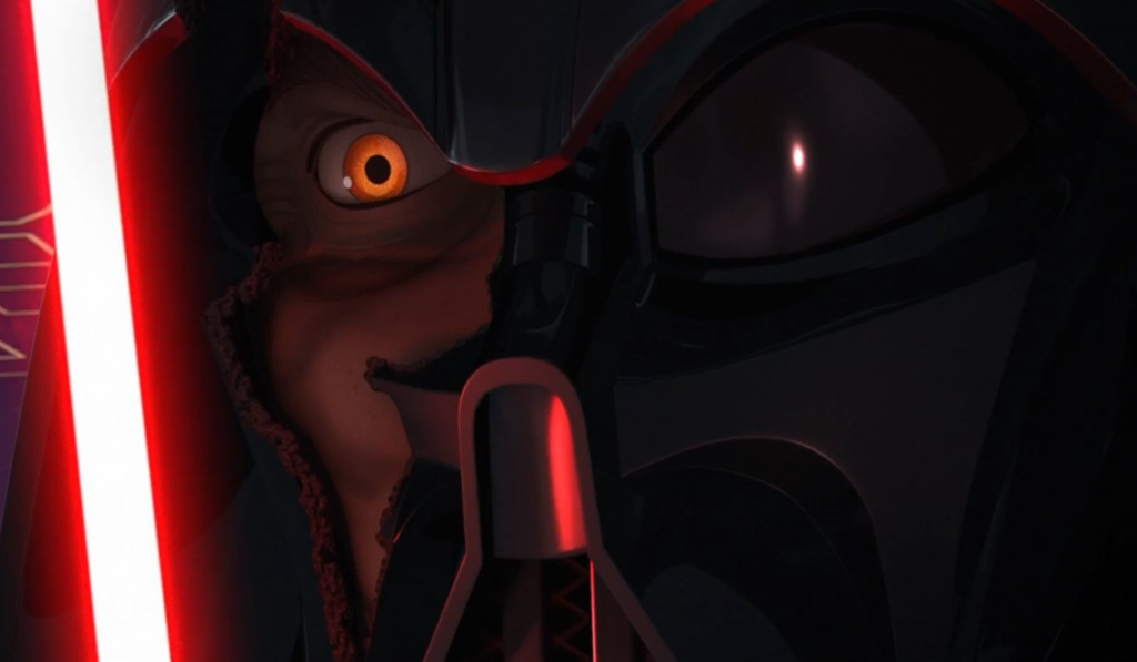 Darth Vader - Star Wars Rebels Finale