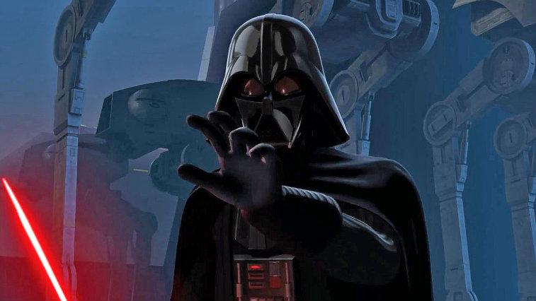 Darth Vader in Star Wars: Rebels