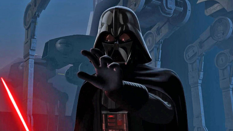 Darth Vader in Star Wars: Rebels