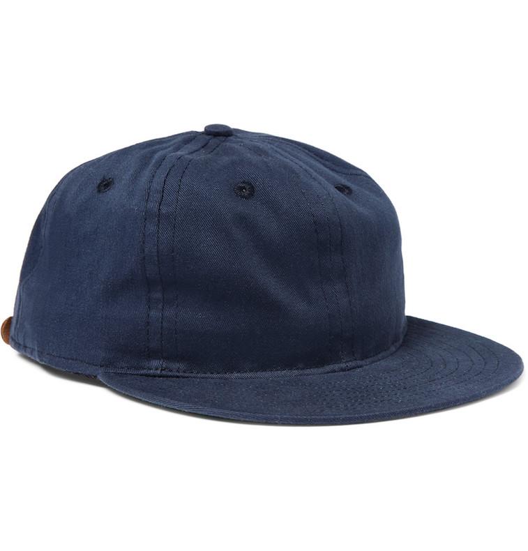 Ebbets Field cotton-twill baseball cap