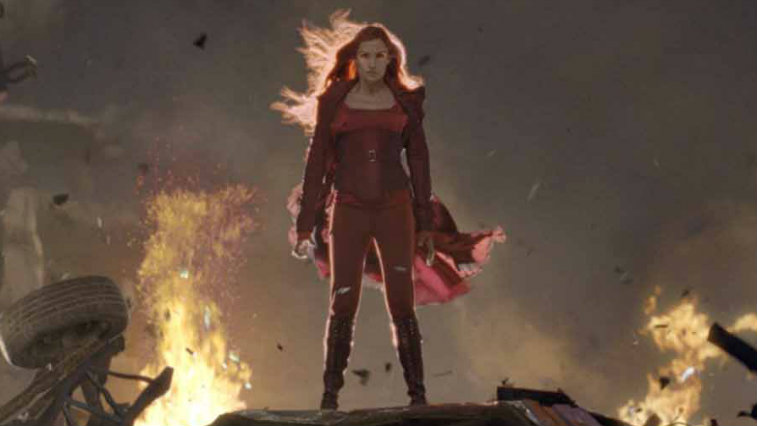 Famke Janssen in X-Men: The Last Stand