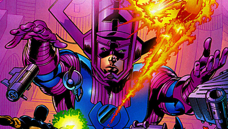 Galactus in Marvel Comics