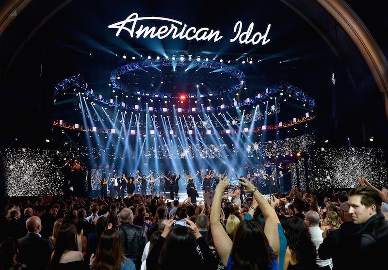 American Idol Finale   Kevork Djansezian/Getty Images
