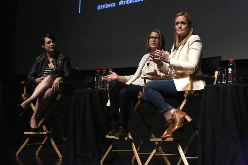 Samantha Bee Tribeca Tune In | Astrid Stawiarz/Getty Images for Tribeca Film Festival
