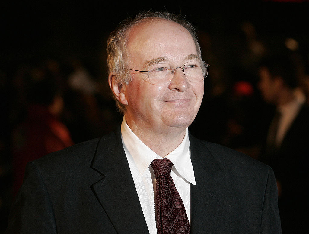 Philip Pullman, screenplay writer of The