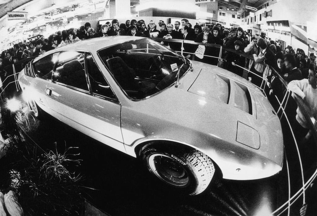 Classic Lamborghini