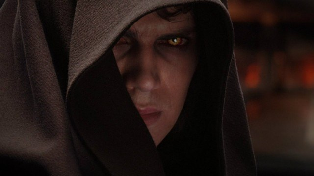 Hayden Christensen in 'Star Wars: Revenge of the Sith'.