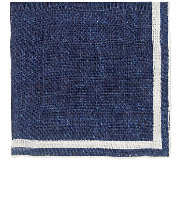 Isaia pocket square