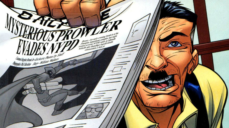 J. Jonah Jameson in Marvel Comics