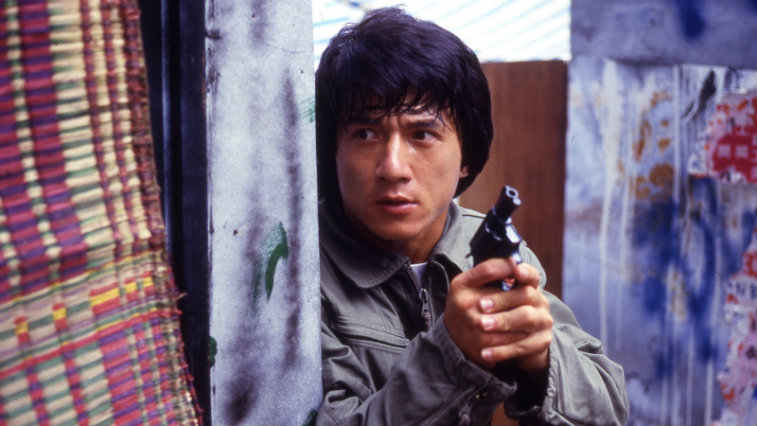 Jackie Chan in Police Story