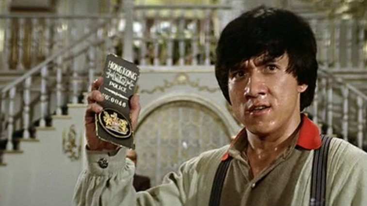 Jackie Chan in Project A