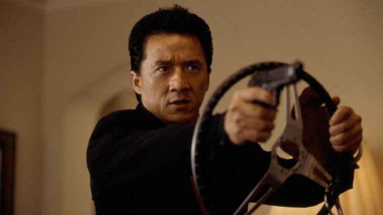 Jackie Chan in Rush Hour