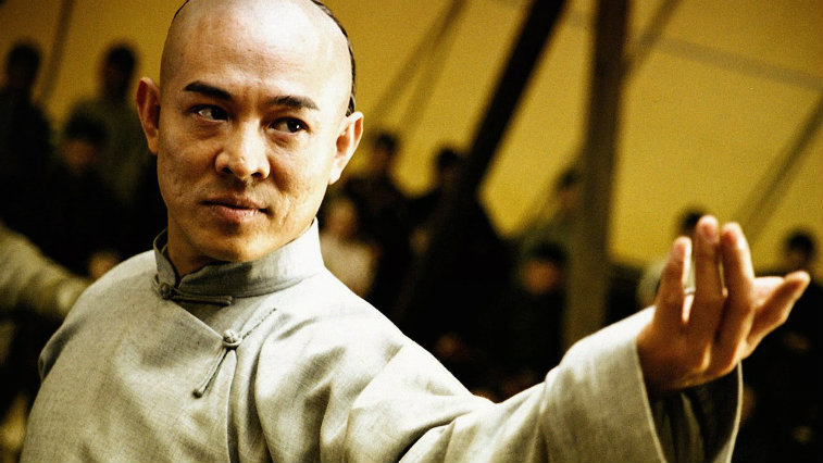 Jet Li in Fearless