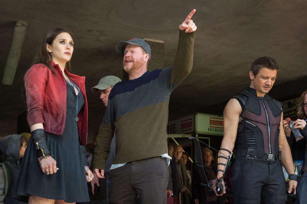 Joss Whedon - Age of Ultron