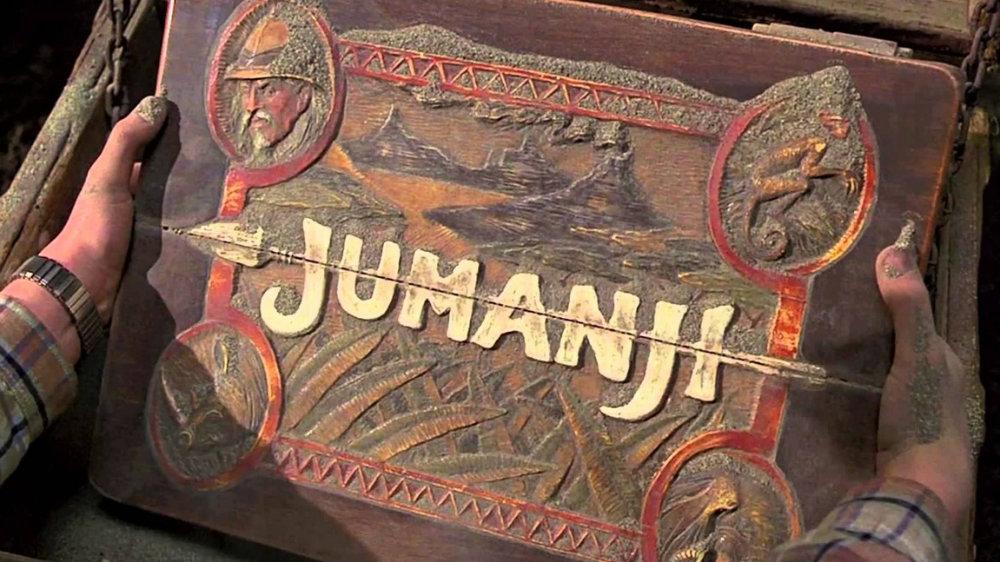 Resultado de imagem para jumanji robin williams